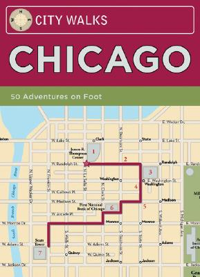 City Walks Chicago By Tessan, Henry De/ Wright, Bart (CON)